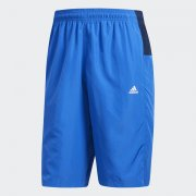 Bermuda Adidas Colourblock Azul