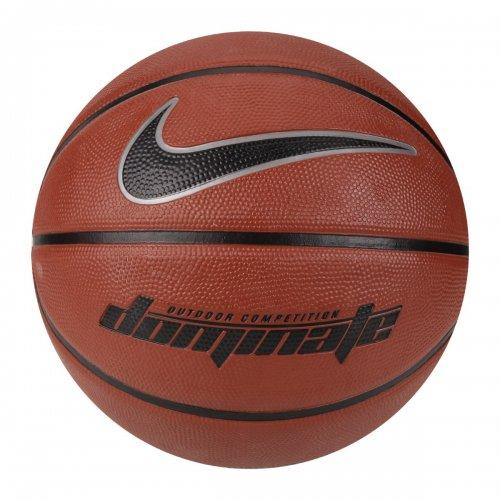 2c02b30406 Bola De Basquete Nike Dominate Marrom