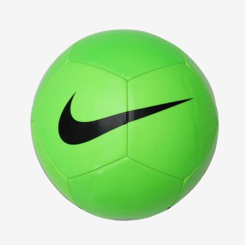 8fe639c7c4 Bola Futebol Nike Pitch Team Verde