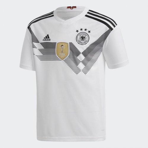 a3473c6bc Camisa Adidas Infantil Selecao Alemanha Home 2017 18