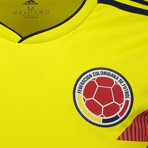 Camisa Adidas Selecao Colombia Home 2018 166f8a007b0ec
