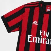 Camisa Adidas Milan Home 2017 Camisa Adidas Milan Home 2017 715306b0e8f89