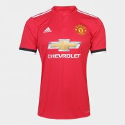 Camisa Adidas Manchester United Home 2017/18