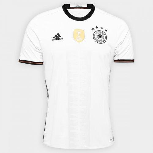 Camisa Adidas Selecao Alemanha Home 2016 e856a62f15c52