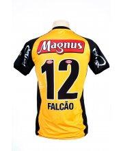 Camisa Athleta Magnus Futsal 2018 12 Falcão
