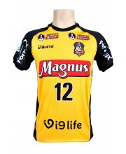 Camisa Infantil Magnus Futsal 2018 12 Falcão