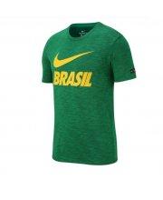 Camiseta Nike Brasil Concentração