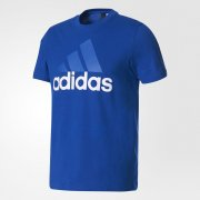 Camiseta Adidas Essentials Azul