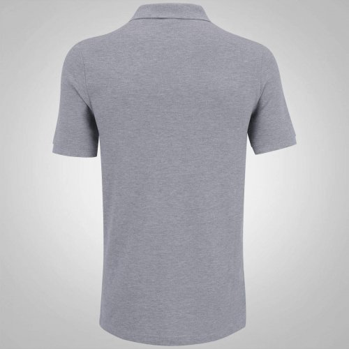 f77631678 Camisa Polo Piquet Nike Nsw Matchup Cinza