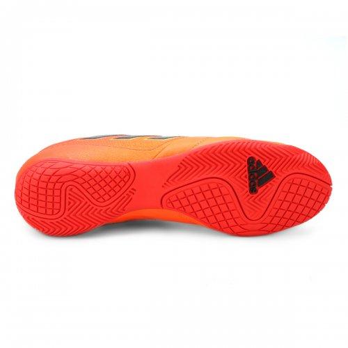 Chuteira Futsal Infantil Adidas Ace 17 4 In Laranja 55d4beadae5aa