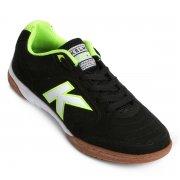 702908bbdd2 Chuteira Futsal Kelme Precision LNFS Preta ...