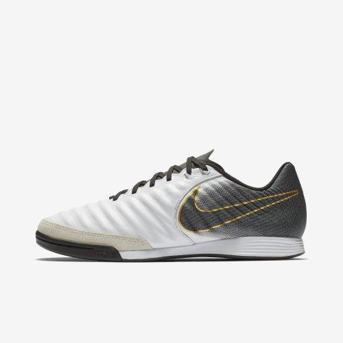 1c546e3db80a9 Chuteira Futsal Nike Tiempo Legend 7 Academy Ic Branco