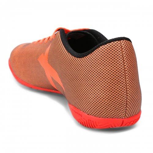 28afb380a1 Chuteira Futsal Infantil Adidas X 17 4 In Laranja