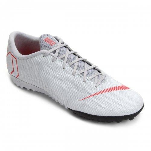 Chuteira Society Nike Mercurialx Vapor Xii Academy bb34ffb194a29