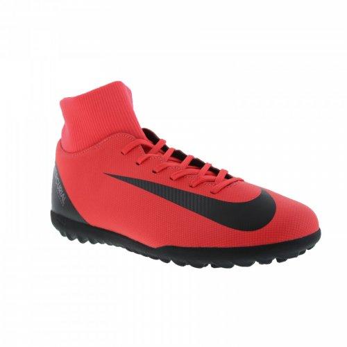 Chuteira Society Infantil Nike Mercurialx Superfly Vi Club Cr7 71fcbb7a2a650